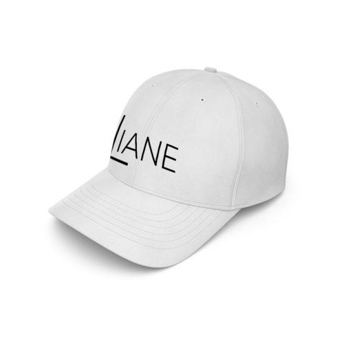 Liane Baseball Cap weiß