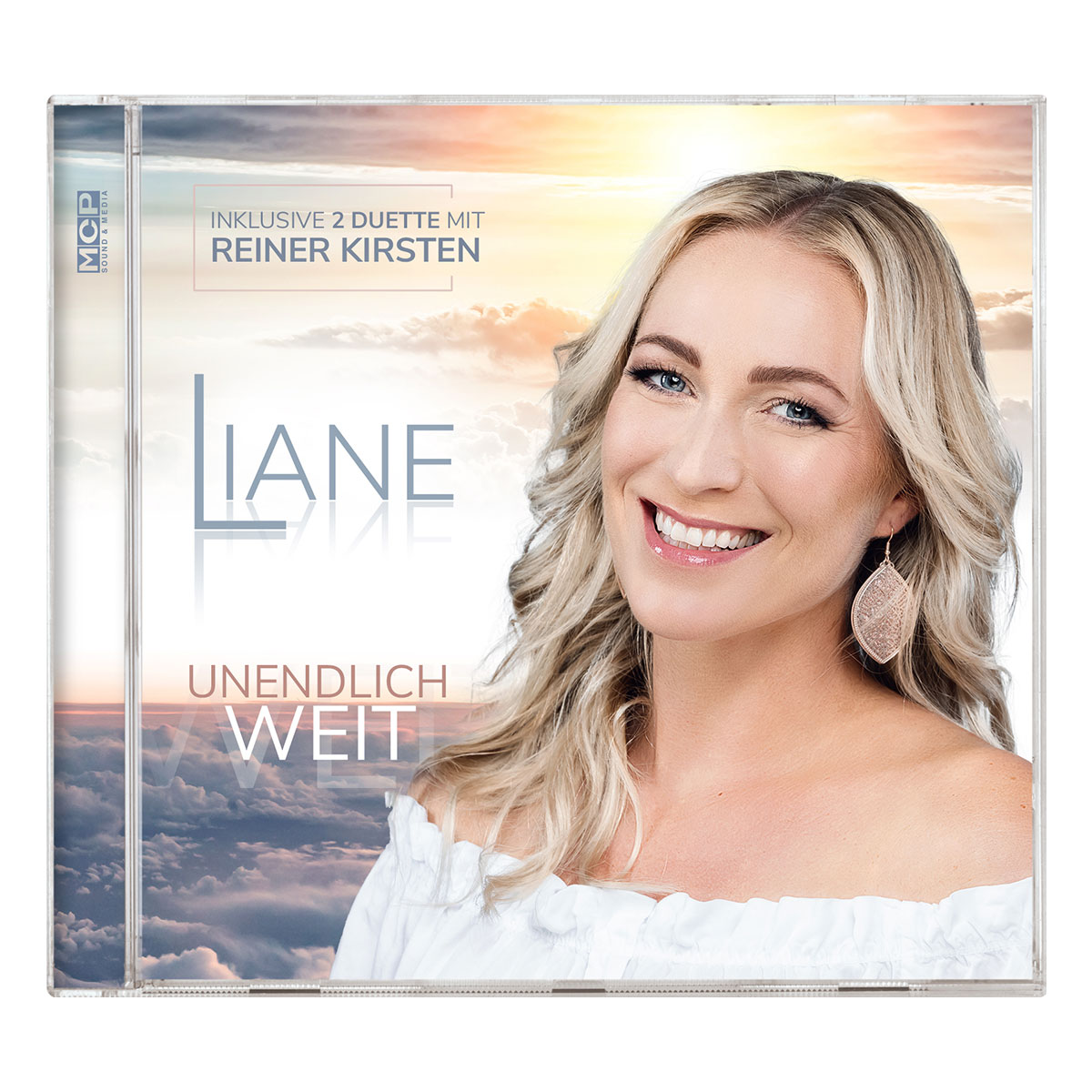 Liane Album CD Unendlich Weit Cover
